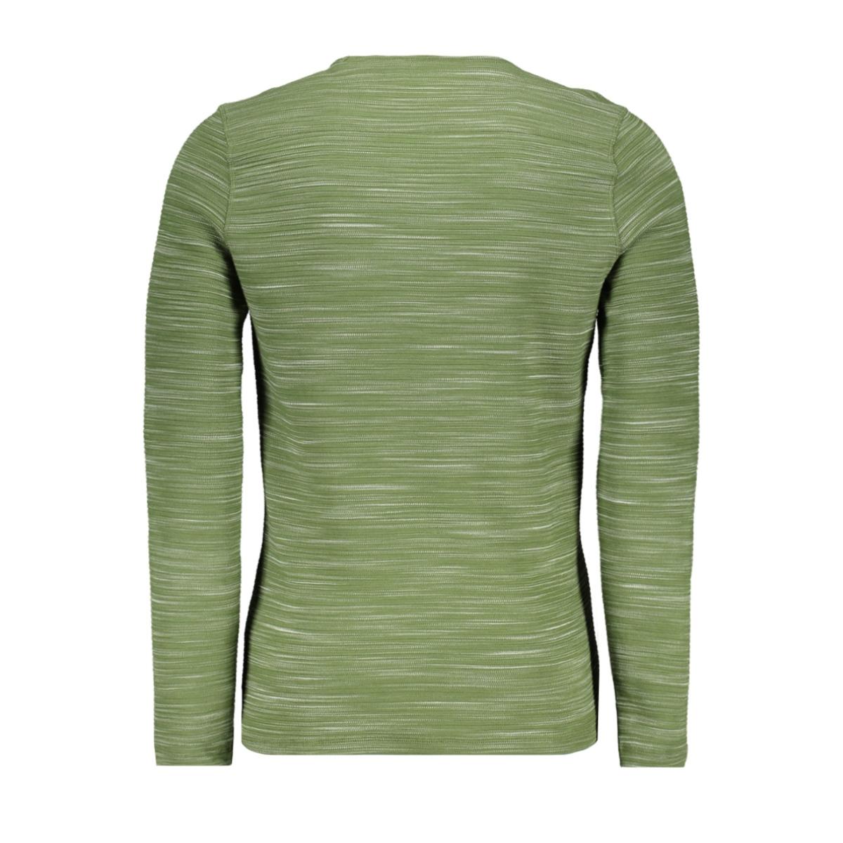 gemeleerd t shirt 8984024 new in town t-shirt 653