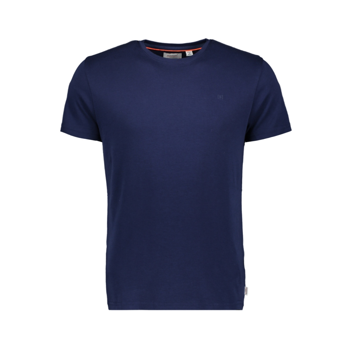 edit jersey tee m1000044a superdry t-shirt abyss  navy