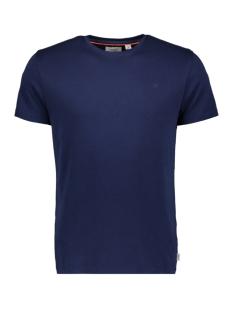 Superdry T-shirt EDIT JERSEY TEE M1000044A ABYSS  NAVY
