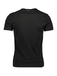 mmks01602 t shirt with print antony morato t-shirt black