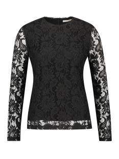 Aaiko T-shirt CAMILA CO 518 BLACK