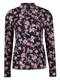 Aaiko T-shirt ZERA FLOWER VIS 200 BLUSH ROSE