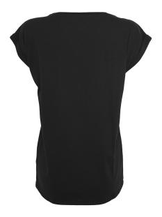 ladies kiss tee mc260 urban classics t-shirt black
