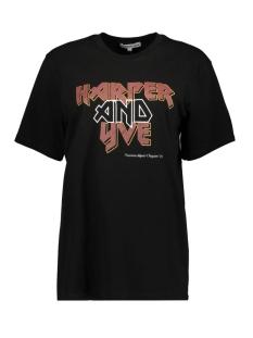 Harper & Yve T-shirt HARPER SS FW19K302 BLACK