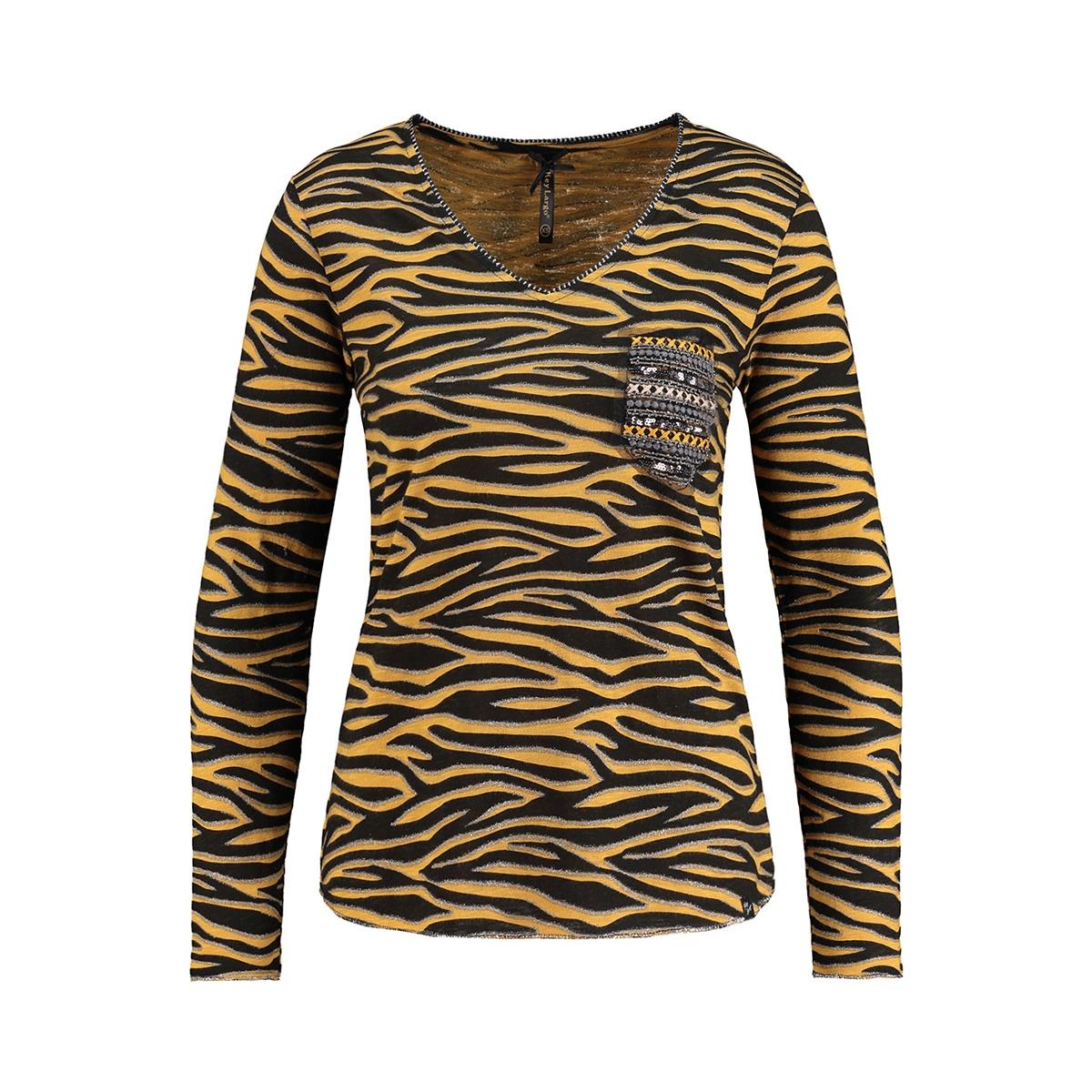 expedition v neck wls00217 key largo t-shirt 1414 dark yellow