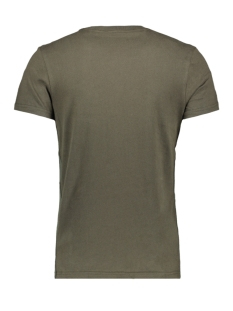 vl tonal tape tee m1000112a superdry t-shirt surplus goods olive