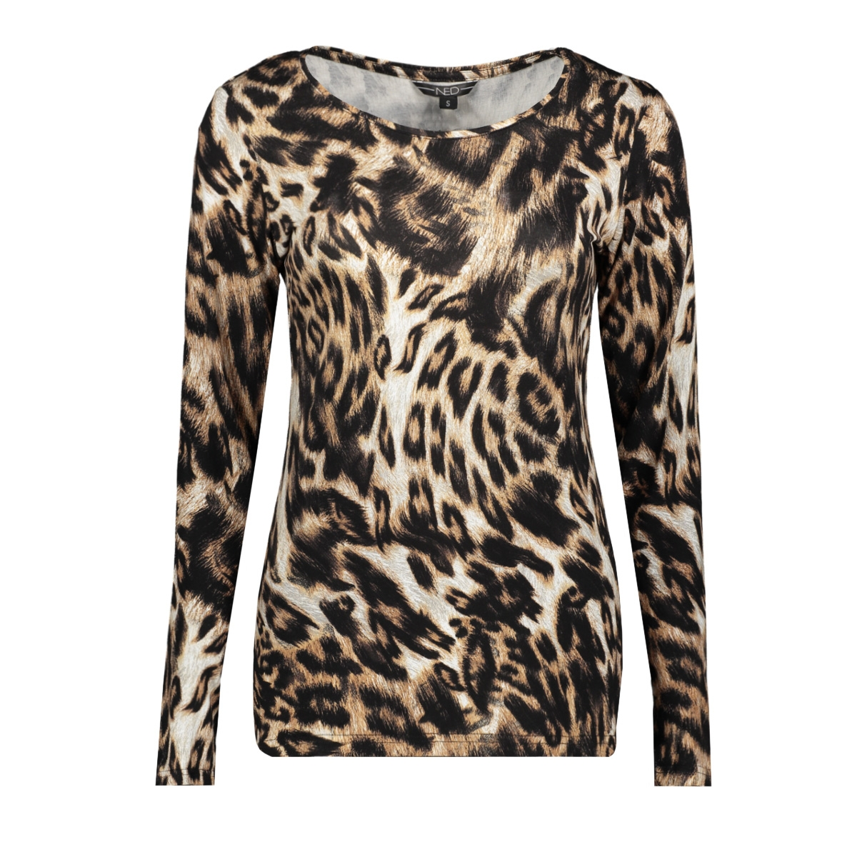 xps19w1 x730 02 lean ls tiger ned t-shirt 601 taupe