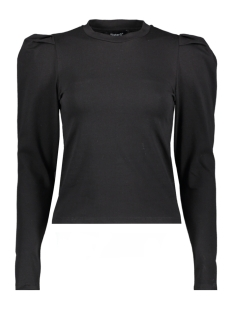 SisterS point T-shirt 12130 PERLE LS BLACK
