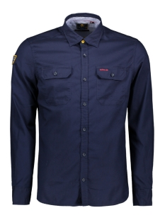 mahurangi 19mn500 nza overhemd 266 navy