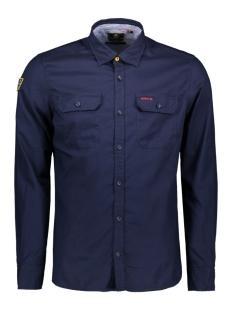 N.Z.A. Overhemd MAHURANGI 19MN500 266 Navy