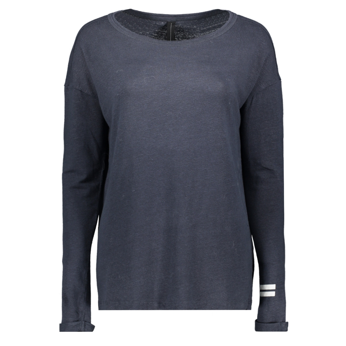 longsleeve tee 20 780 0201 10 days t-shirt dark grey blue