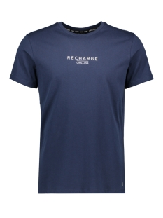 Cars T-shirt RECHARGE TS 45170 12 NAVY