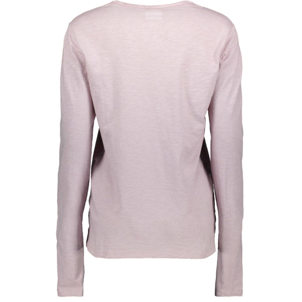 longsleeve tee slub 20 783 0201 10 days t-shirt zinc