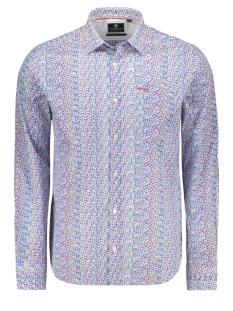 NZA Overhemd TAMAKI 20AN554 260 NEW BLUE
