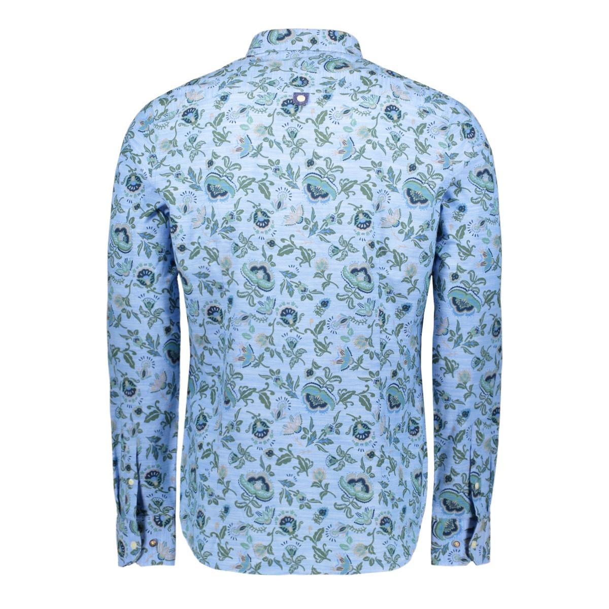 waiuku 20an559 nza overhemd 370 light blue