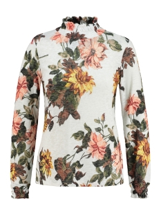 Key Largo T-shirt WLS FIELD TUBE WLS00231 1001 OFFWHITE