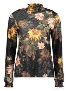 Key Largo T-shirt WLS FIELD TUBE WLS00231 1100 BLACK