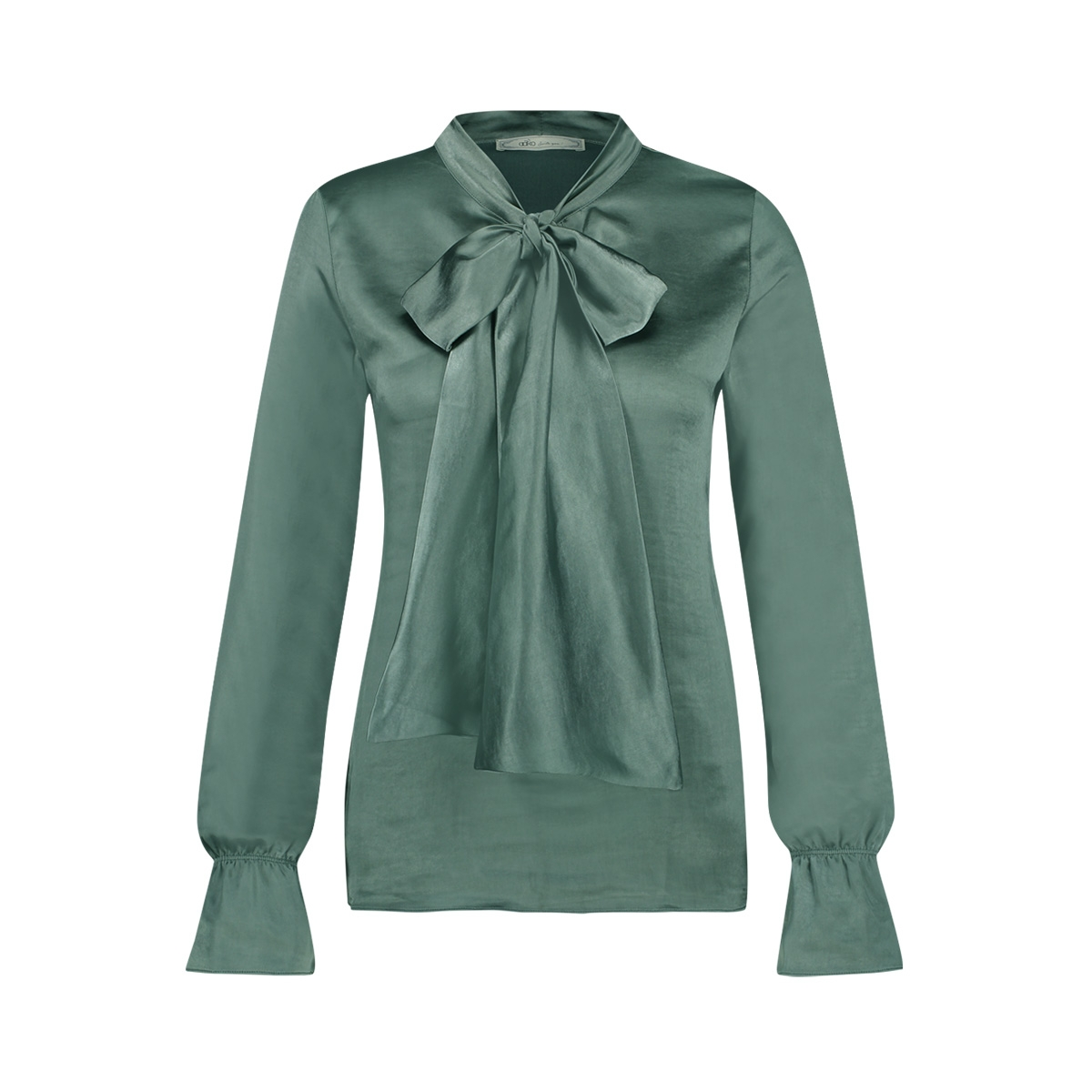 venie pes 523 aaiko blouse steel green