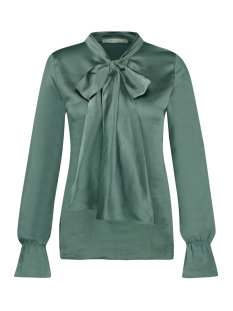 Aaiko Blouse VENIE PES 523 STEEL GREEN