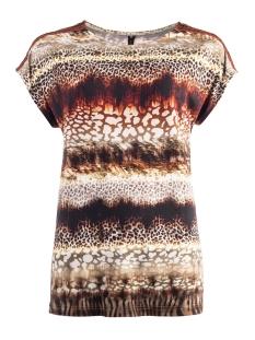 NED T-shirt SABINE 2T SS TERRA SAFARI 608 TERRA