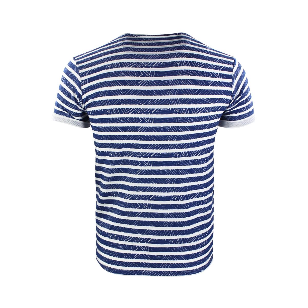 t shirt 15180 gabbiano t-shirt cobalt