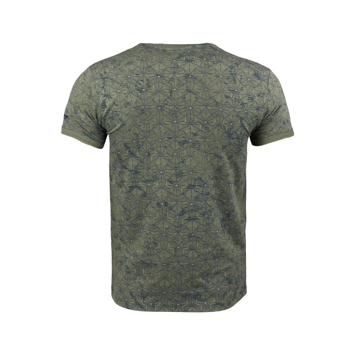 t shirt 15173 gabbiano t-shirt olive