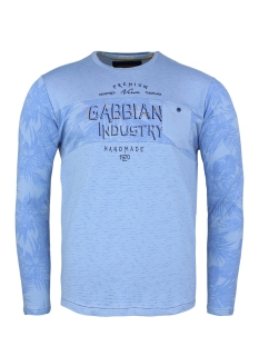 Gabbiano T-shirt LONGSLEEVES 15183 BLUE