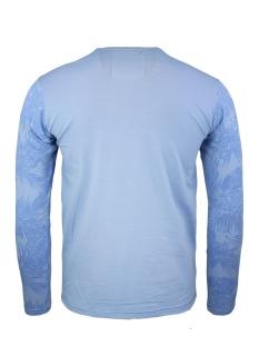longsleeves 15183 gabbiano t-shirt blue