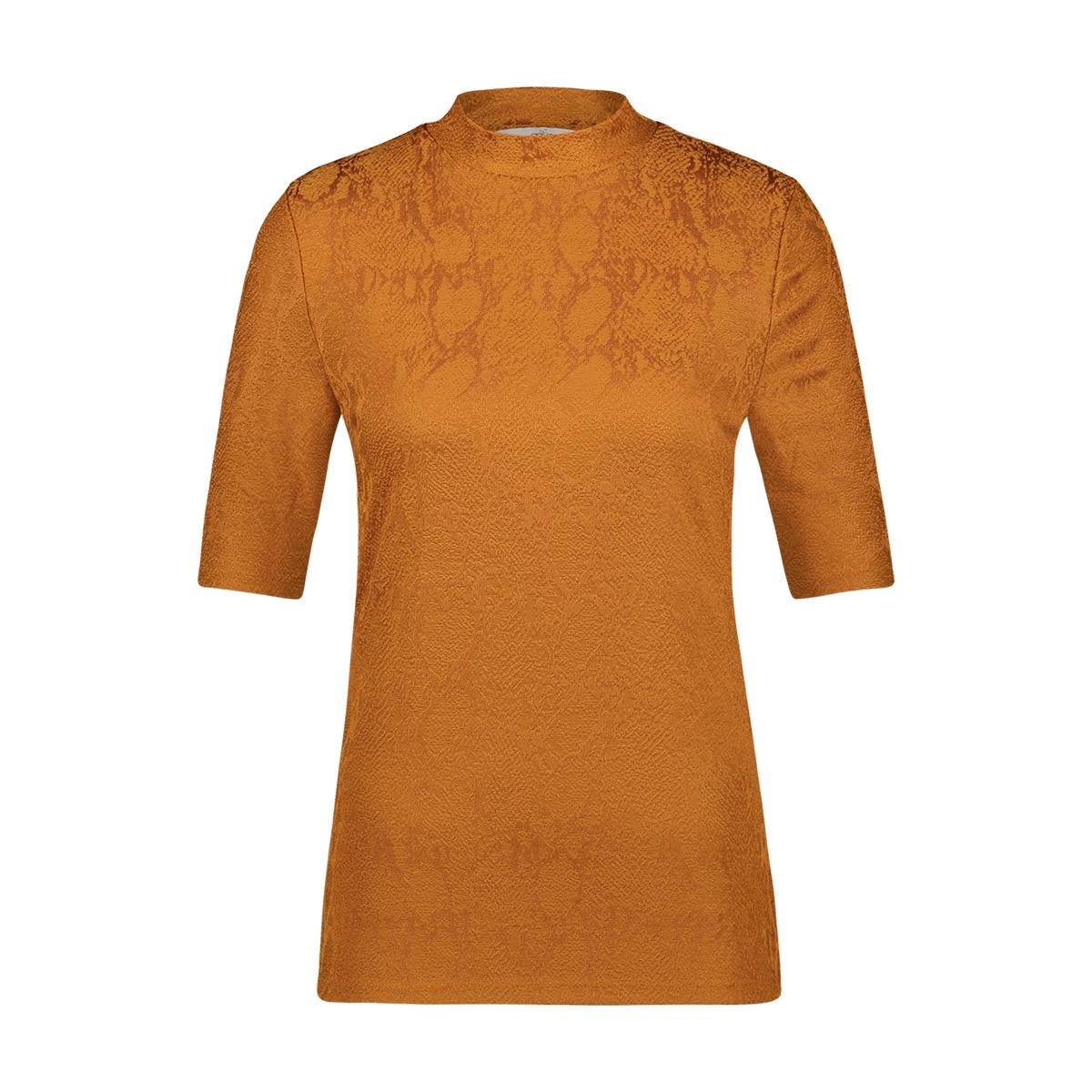 suraya vis 142 aaiko t-shirt sudan brown