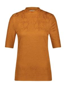 Aaiko T-shirt SURAYA VIS 142 SUDAN BROWN
