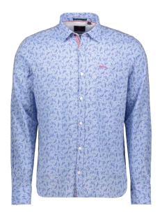 N.Z.A. Overhemd MANTLE 20BN568 259 FRESH BLUE