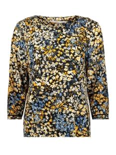 alta floral vis 183 aaiko t-shirt sudan brown