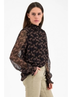 Circle of Trust Blouse MIRO BLOUSE S20 68 2061 FLOWER WALL