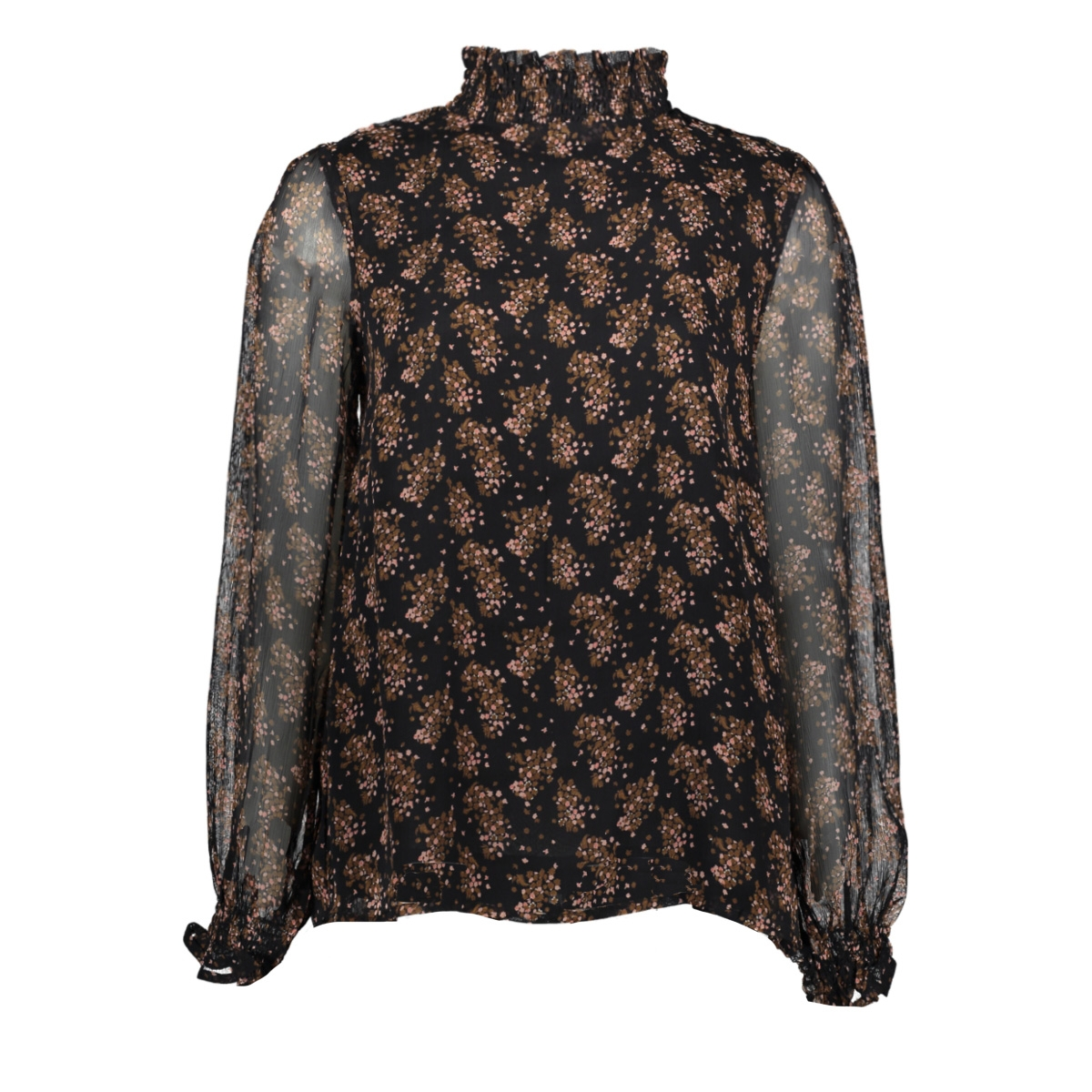 miro blouse s20 68 circle of trust blouse 2061 flower wall