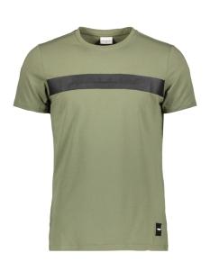 Ballin T-shirt BALLIN 20019101 08 LT ARMY