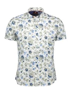 NZA Overhemd HAVELOCK 20CN573S 10 WHITE