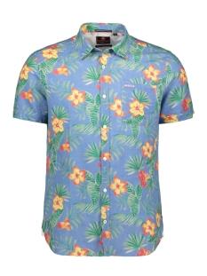 NZA Overhemd TAHUNA 20CN579S 259 FRESH BLUE