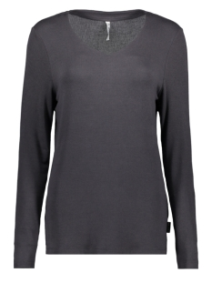 viv luxury basic shirt 201 zoso trui 0059 charcoal