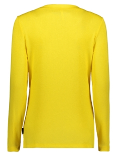 viv luxury basic shirt 201 zoso trui 0020 yellow