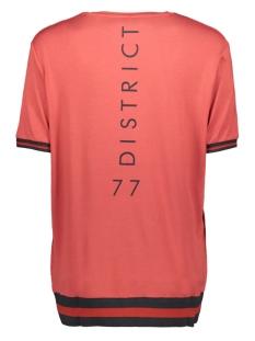 amira viscose shirt 201 zoso t-shirt 0072 desert red