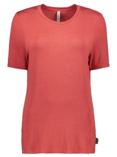 Zoso T-shirt VERONA LUXURY SHIRT 201 0072 DESERT RED