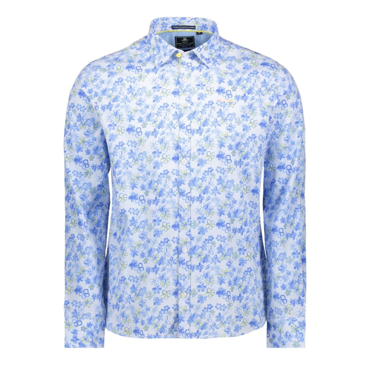 kanono 20an571 nza overhemd 370 light blue