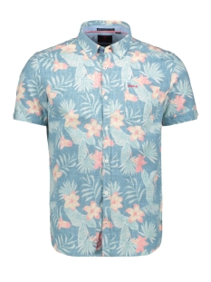 NZA Overhemd HAMILTON 20BN576S 267 NEW NAVY
