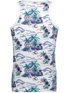 aop supply vest m6010089a superdry t-shirt ice marl aop