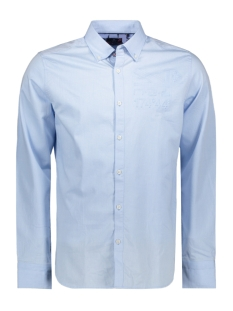 pateriki 19bn511 nza overhemd 280 spring blue