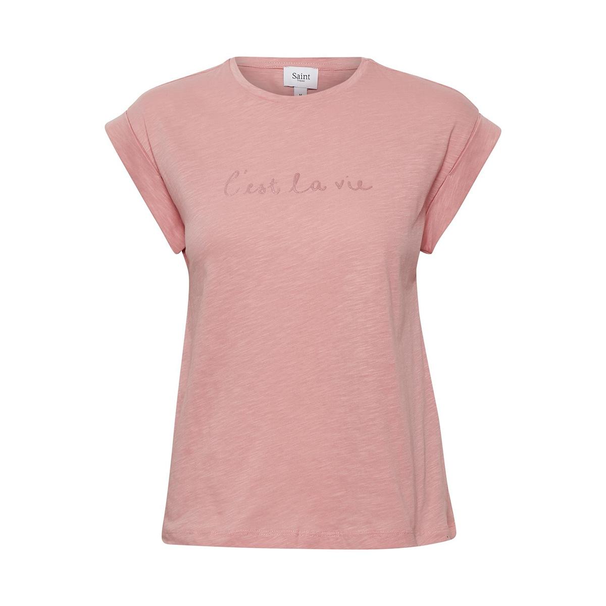annviesz t shirt 30510459 saint tropez top 151611 party rose