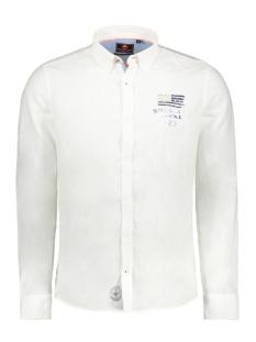 NZA Overhemd RAKAIA 20CN506 10 White