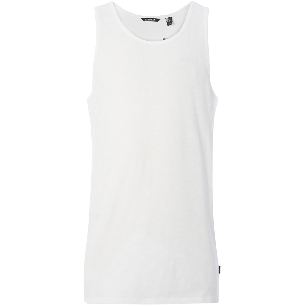 lm tanktop 0a1900 o`neill t-shirt 1030 powder white