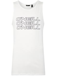 O`Neill T-shirt LM 3PLE TANKTOP 0A1908 1030 POWDER WHITE