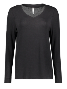 Zoso Trui VIV LUXURY BASIC SHIRT 201 0000 BLACK